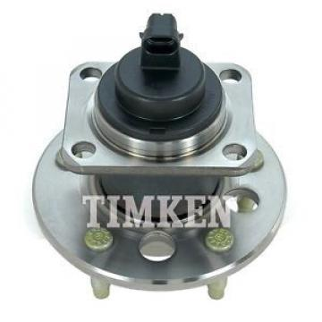 Timken Wheel and Hub Assembly Rear 512152