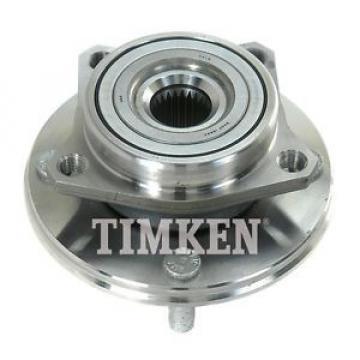 Timken Wheel and Hub Assembly Front fits 94-03 Mitsubishi Galant