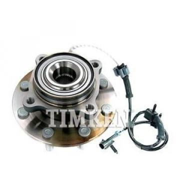 Timken Wheel and Hub Assembly Front SP580311