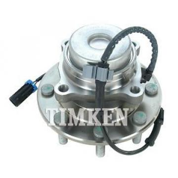 Timken Wheel and Hub Assembly Front HA590353