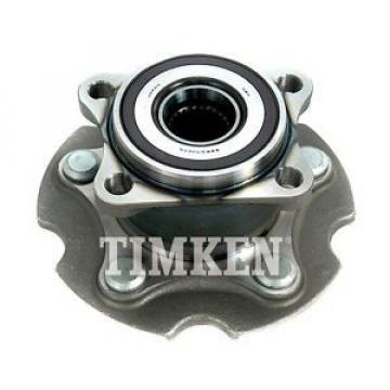 Timken Wheel and Hub Assembly Rear HA590201
