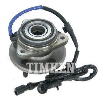 Timken Wheel and Hub Assembly Front SP450201