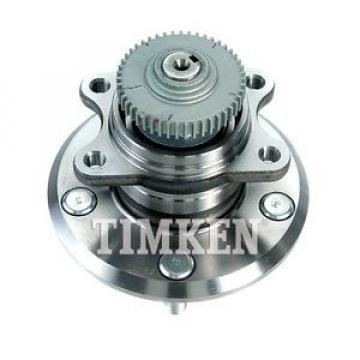 Timken Wheel and Hub Assembly Rear HA590325