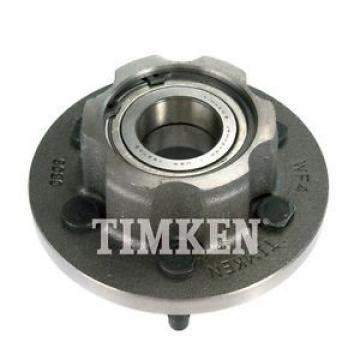 Timken Wheel and Hub Assembly Front HA599528 fits 97-04 Dodge Dakota