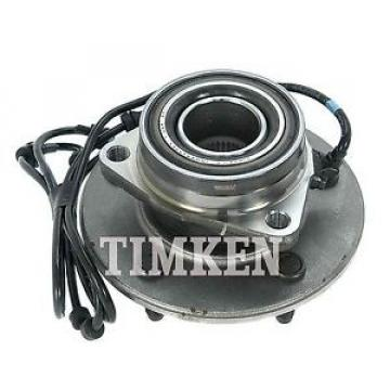 Timken  SP550102 Front Hub Assembly