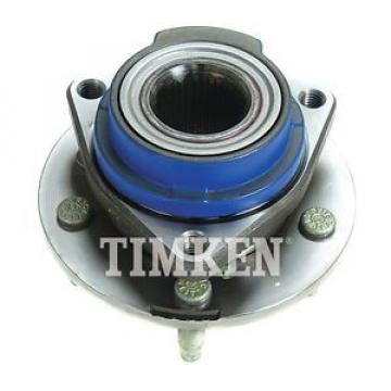 Timken Wheel and Hub Assembly Front HA590085