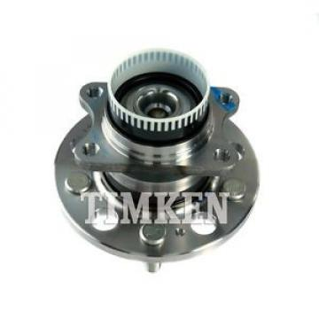 Timken Wheel and Hub Assembly Rear HA590441