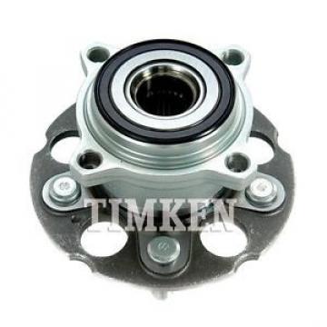 Timken Wheel and Hub Assembly Rear HA590204