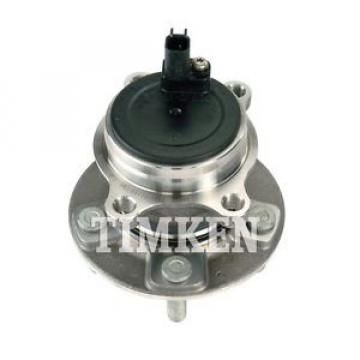 Timken Wheel and Hub Assembly Rear HA590451 fits 12-16 Ford Focus