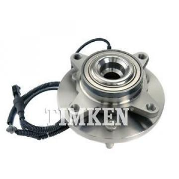 Timken Wheel and Hub Assembly Front SP550211