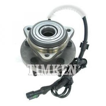 Timken Wheel and Hub Assembly Front SP450202