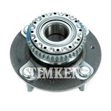 Timken Wheel and Hub Assembly Rear HA590194