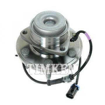 Timken Wheel and Hub Assembly Front HA590307