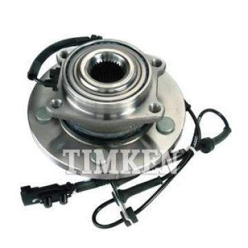 Timken Wheel and Hub Assembly Front HA590448