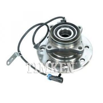 Timken Wheel and Hub Assembly Front Right SP580300