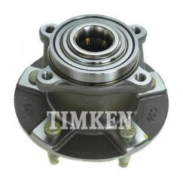 Timken Wheel and Hub Assembly Rear 512230