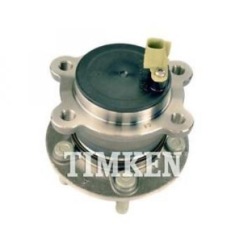 Timken Wheel and Hub Assembly Rear HA590485