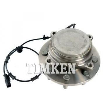 Timken Wheel and Hub Assembly Front HA590466 fits 12-14 Ram 3500