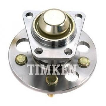 Timken Wheel and Hub Assembly Rear 513012