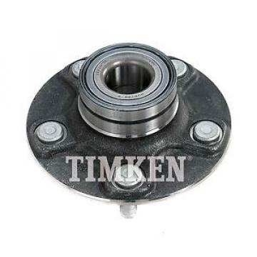 Timken Wheel and Hub Assembly Rear HA590154