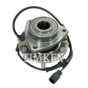 Timken Wheel and Hub Assembly Front 513188