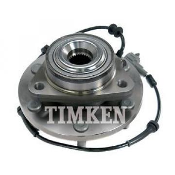 Timken Wheel and Hub Assembly Front SP500703