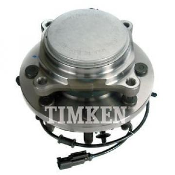 Timken Wheel and Hub Assembly Front HA590347