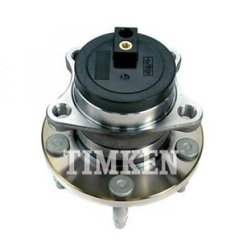 Timken Wheel and Hub Assembly Rear HA590335
