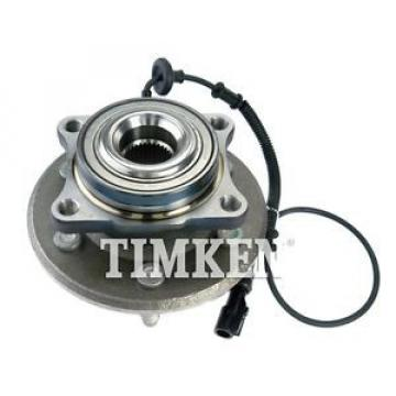 Timken Wheel and Hub Assembly Rear SP550209