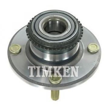 Timken Wheel and Hub Assembly Rear HA590101 fits 02-06 Mitsubishi Lancer