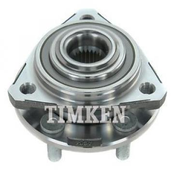 Timken Wheel and Hub Assembly Front 513138