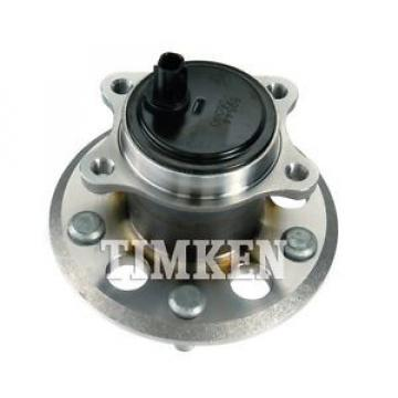 Timken Wheel and Hub Assembly Rear Left HA590429 fits 12-16 Toyota Camry