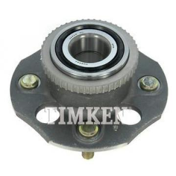 Timken Wheel and Hub Assembly Rear 512172