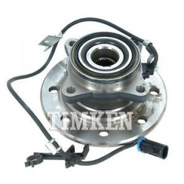 Timken Wheel and Hub Assembly Front Left SP580301