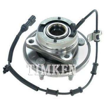 Timken Wheel and Hub Assembly Front Left HA590024