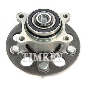 Timken Wheel and Hub Assembly Rear 512322 fits 06-12 Honda Civic