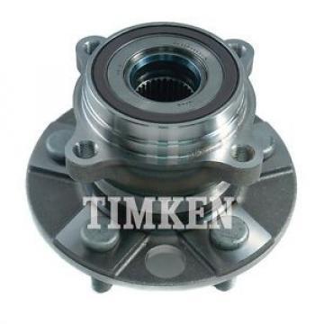 Timken Wheel and Hub Assembly HA590269 fits 07-16 Lexus LS460
