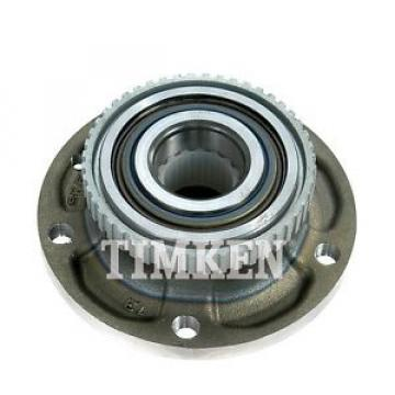 Timken Wheel and Hub Assembly Front 513096 fits 87-91 BMW 735i