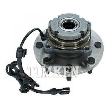 Timken  HA590425 Front Hub Assembly