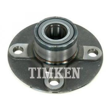 Timken Wheel and Hub Assembly HA590110 fits 00-06 Nissan Sentra