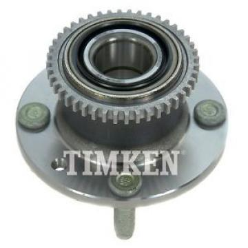 Timken Wheel and Hub Assembly Rear 512161