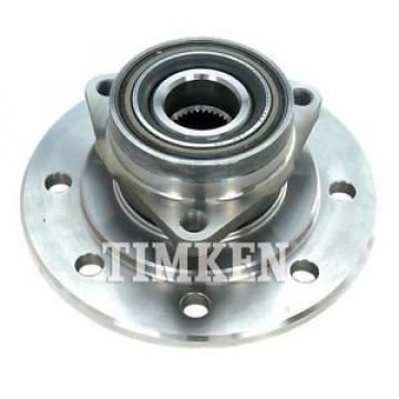 Timken Wheel and Hub Assembly Front HA597851 fits 94-99 Dodge Ram 2500