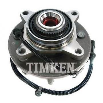 Timken Wheel and Hub Assembly Front SP550208