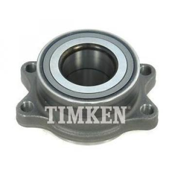 Timken Wheel Assembly Rear BM500004 fits 02-06 Infiniti Q45