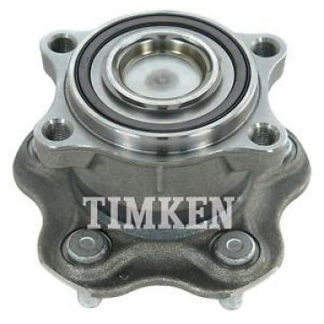 Timken Wheel and Hub Assembly Rear HA590045 fits 03-07 Nissan Murano