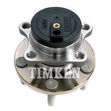 Timken Wheel and Hub Assembly Rear HA590180