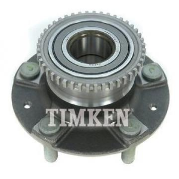 Timken Wheel and Hub Assembly Rear/Front 512118