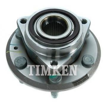 Timken Wheel and Hub Assembly Front/Rear HA590227