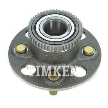 Timken Wheel and Hub Assembly Rear 512175