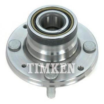 Timken Wheel and Hub Assembly Rear 512148